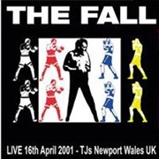 FALL - LIVE TJ'S, NEWPORT (2LP)