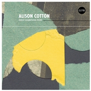 COTTON, ALISON - ONLY DARKNESS NOW