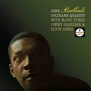COLTRANE, JOHN - BALLADS (180G/IMPULSE)