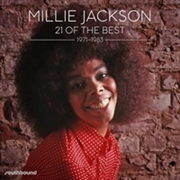 JACKSON, MILLIE - 21 OF THE BEST 1971-83