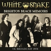 WHITESNAKE - BRIGHTON BEACH MEMOIRS