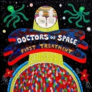 DOCTORS OF SPACE - FIRST TREATMENT (BLACK)