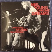 YOUNG, NEIL - CHROME DREAMS: UNRELEASED STUDIO RECORDINGS (2LP)