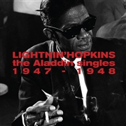 HOPKINS, LIGHTNIN' - ALADDIN SINGLES 1947-1948