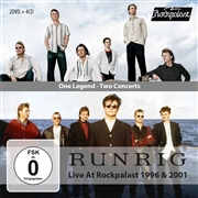 RUNRIG - ONE LEGEND - TWO CONCERTS (4CD+2DVD)