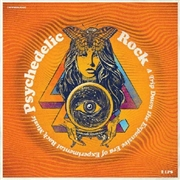 VARIOUS - PSYCHEDELIC ROCK BOX (2LP)