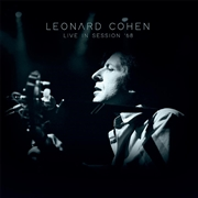 COHEN, LEONARD - LIVE IN SESSION '68