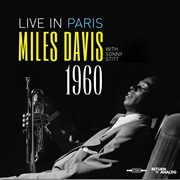 DAVIS, MILES -WITH SONNY STITT- - LIVE IN PARIS 1960 (2LP)