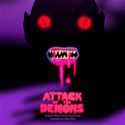 DIXON, JOHN - ATTACK OF THE DEMONS O.S.T.