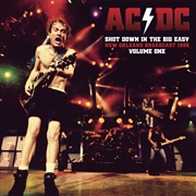 AC/DC - (BLACK/1) SHOT DOWN IN THE BIG EASY, VOL. 1 (2LP)