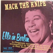 FITZGERALD, ELLA - MACK THE KNIFE (ELLA IN BERLIN)