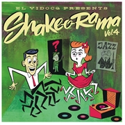 VARIOUS - SHAKE-O-RAMA, VOL. 4 (+CD)