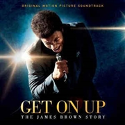 BROWN, JAMES - GET ON UP: JAMES BROWN STORY O.S.T. (2LP)