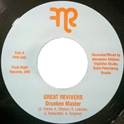 GREAT REVIVERS - DRUNKEN MASTER/BOTTOMS UP
