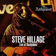 HILLAGE, STEVE - LIVE AT ROCKPALAST 1977 (+DVD)