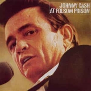 CASH, JOHNNY - AT FOLSOM PRISON (2LP)