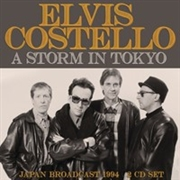 COSTELLO, ELVIS - A STORM IN TOKYO (2CD)