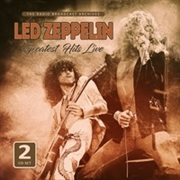 LED ZEPPELIN - GREATEST HITS LIVE/BROADCAST ARCHIVES (2CD)
