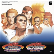 SNK NEO SOUND ORCHESTRA - ART OF FIGHTING, VOL. 3 O.S.T. (2LP)