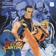 SNK NEO SOUND ORCHESTRA - ART OF FIGHTING, VOL. 1: DEFINITIVE SOUNDTRACK