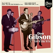 GIBSON, DON - TELL IT LIKE IT IS