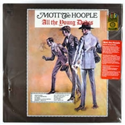 MOTT THE HOOPLE - ALL THE YOUNG DUDES (USA)