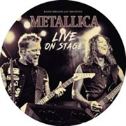 METALLICA - LIVE ON STAGE (PD)