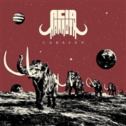 ACID MAMMOTH - CARAVAN (BLACK)