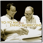 MA, YO-YO - PLAYS ENNIO MORRICONE (2LP)