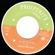WILLIAMS, DELROY/HIGH TIMES ALL STAR - SCARS OF WAR