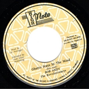 ANDY, BOB/REVOLUTIONARIES - GHETTO STAYS IN THE MIND/GHETTO DUB