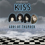 "KISS - GODS OF THUNDER (2X10"")"