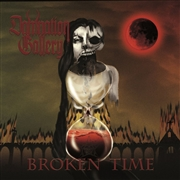 DAMNATION GALLERY - BROKEN TIME (BLACK)