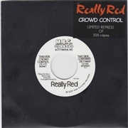 REALLY RED - CROWD CONTROL/CORPORATE SETTINGS