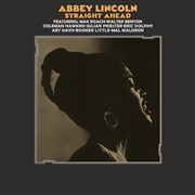 LINCOLN, ABBEY - STRAIGHT AHEAD