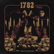 1782 - (BLACK) FROM THE GRAVEYARD