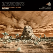 EARTHLESS - (GOLD) LIVE IN THE MOJAVE DESERT, VOL. 1 (2LP)