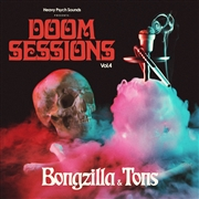 BONGZILLA/TONS - (WHITE/PURPLE) DOOM SESSIONS, VOL. 4