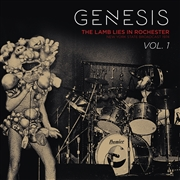 GENESIS - THE LAMB LIES IN ROCHESTER, VOL. 1 (2LP)