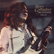 GALLAGHER, RORY - OPEN AIR FESTIVAL 1982, VOL. 1 (2LP)