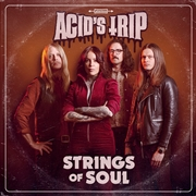 ACID'S TRIP - STRINGS OF SOUL (GOLD/BROWN)