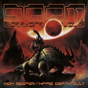 HIGH REEPER/HIPPIE DEATH CULT - (BLACK) DOOM SESSIONS, VOL. 5