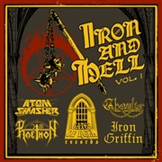 VARIOUS - IRON AND HELL