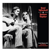 MITCHELL, JONI -& JAMES TAYLOR- - PARIS THEATRE (2LP)