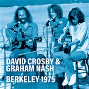 CROSBY, DAVID -& GRAHAM NASH- - BERKELEY 1975 (2LP)