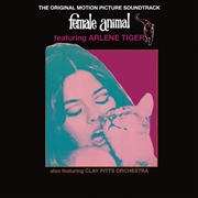 ARLENE TIGER & THE CLAY PITTS ORCHESTRA - FEMALE TIGER O.S.T.
