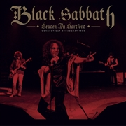 BLACK SABBATH - (BLACK) HEAVEN IN HARTFORD (2LP)