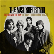MISUNDERSTOOD - CHILDREN OF THE SUN (2CD)