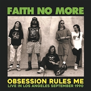 FAITH NO MORE - OBSESSION RULES ME