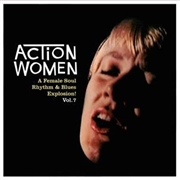 VARIOUS - ACTION WOMEN, VOL. 7